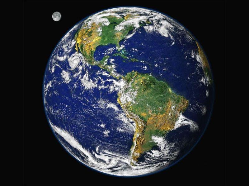 1,5 milyon km. uzaklıktan Dünya'nın 1 yılı