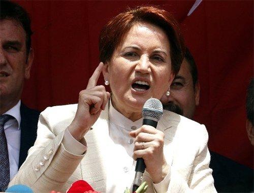 Meral Akşener'den FETÖ'yle ilgili suç duyurusu!