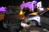 Akyurt'ta Kaza: 6 Yaralı