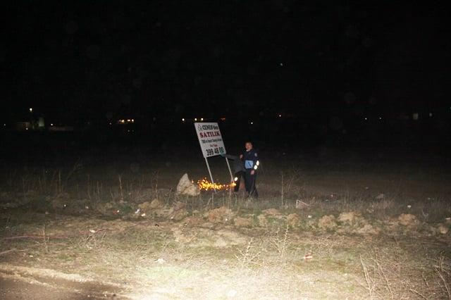 Belediye'den geceyarısı operasyonu