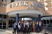 Büyük Anadolu'ya Ziyaret