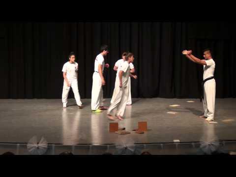 Akyurt Taekwondo Gösterisi