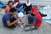 Almanya'da Suriyeli iki çocuk sığınmacıya saldırı