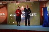 Buhara Medya'dan Başkan'a Ödül