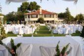 İslahiye'de açık alanda düğün yasaklandı