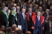 Yeni adli yılın fotoğraflarında olmayan tek isim CHP Lideri