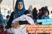 Suriyeliler eve dönüş yolunda