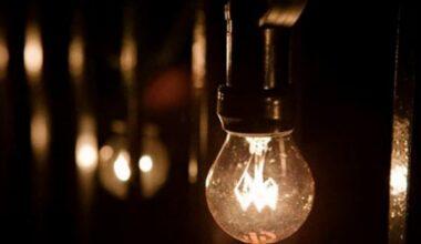 Akyurt'ta Elektrik Kesintisi