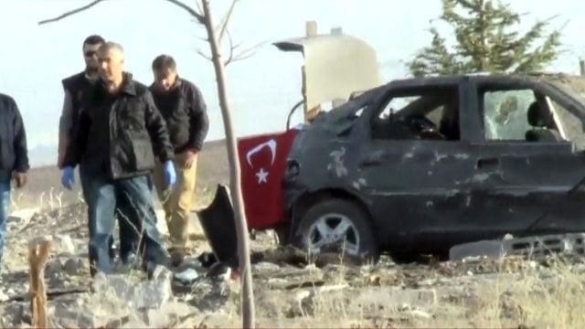 Ankara Valisi: Canlı Bombalar PKK Bağlantılı Olabilir