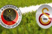 Gençlerbirliği-Galatasaray maçı öncesi IŞİD uyarısı