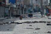 Diyabakır'da 9 mahallede sokağa çıkma yasağı