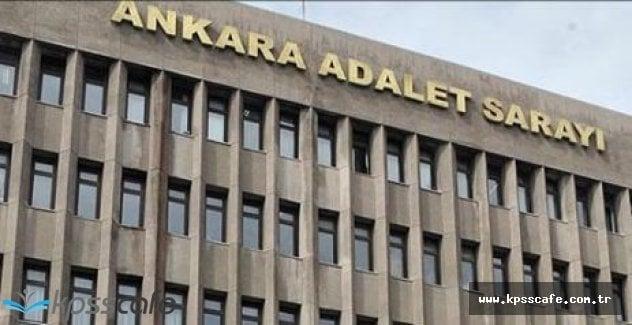 Ankara Adliyesi'nde görev değişimi
