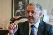 Bakan Arslan: 3.Havalimanı Türk ekonomisini de uçuracak