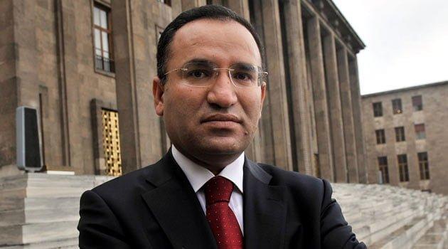 Adalet Bakanı Bozdağ'dan Feyzioğlu'na eleştiri