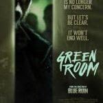 Dehşet OdasıGreen Room