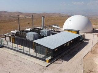 Elazığ Belediyesi çöp gazını elektriğe dönüştürüyor