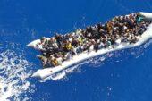 466 kaçak göçmeni Türk konteyner gemisi kurtardı