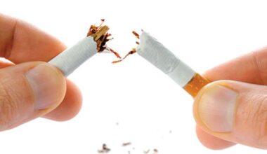 Sigarayı bırakma tedavisi alanlarla ilgili yeni karar