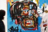 Ressam Basquiat'ın tablosu rekor fiyata satıldı