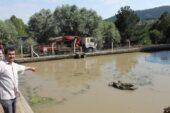 'Karagöl'ün kanalizasyonu köyün suyuna karışıyor