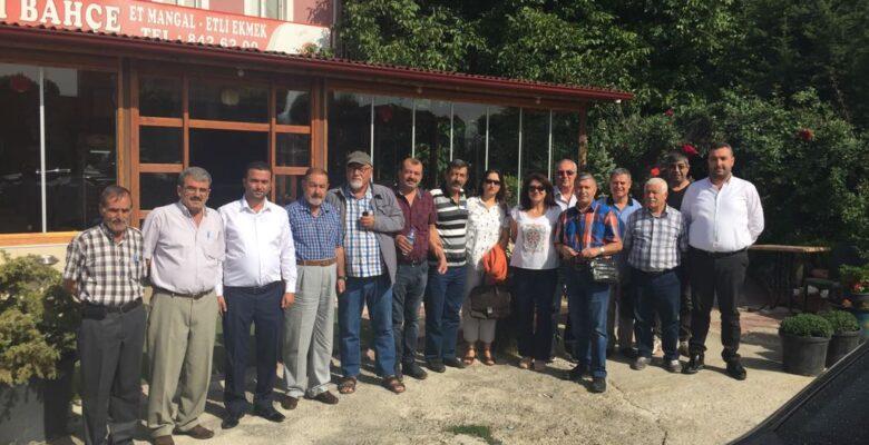CHP'de delege seçimleri yapılamadı