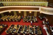 Meclis'te harçlık tartışması