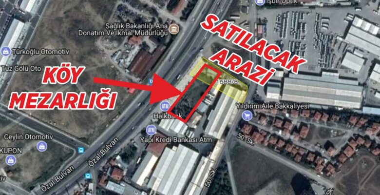 Akyurt Belediyesi Neden Arazi Satıyor?