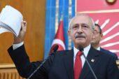 Cumhuriyet Başsavcılığı, Kılıçdaroğlu'nun gündeme getirdiği belgeleri talep etti