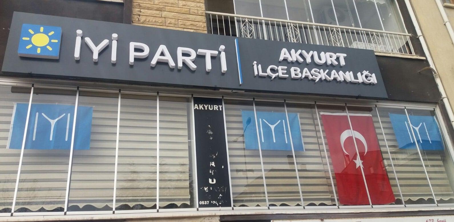 İYİ Parti Akyurt İlçe Yönetimi Belli Oldu