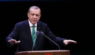 Erdoğan'dan belediyelere talimat