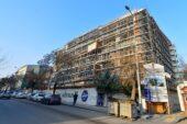Ankara'nın en büyük Belmek Binası'nda Sona Doğru