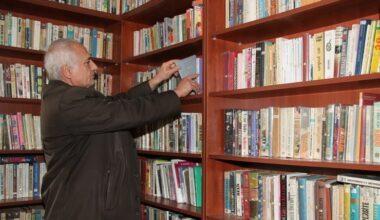 30 Bin Kitaplı Semt Kütüphanesi