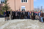 Ahmetadil'de Halk Toplantısı