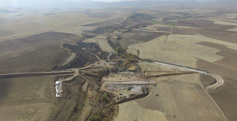 Seymenli Barajı'nda Çalışmalar Hızla Devam Ediyor