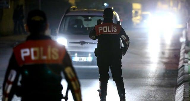 Ankara'da 274 kişi tutuklandı