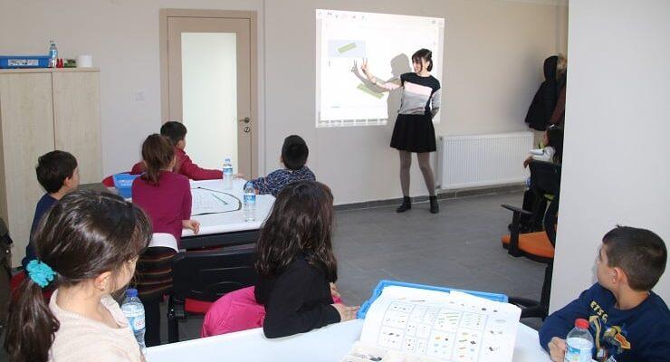 Çocuklara Teknoloji Eğitimi
