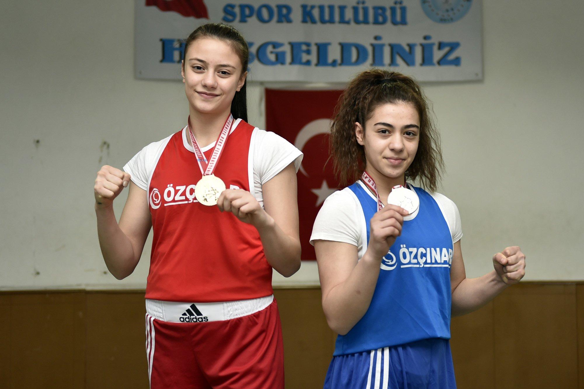 Türkiye Şampiyonu Mamak'tan