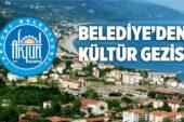 Belediye'den Kadınlara Kültür Gezisi