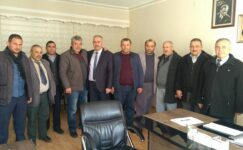 Akyurt Esnafı'ndan Afrin'e Destek Konvoyu