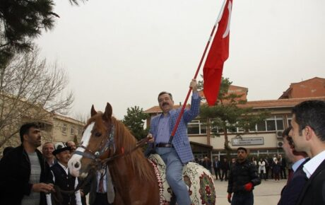 Çubuk'ta Nevruz Bayramı