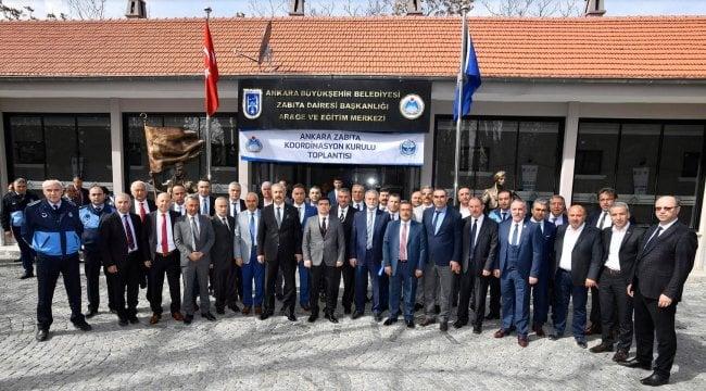 Ankara Zabıtasında Yeni Dönem