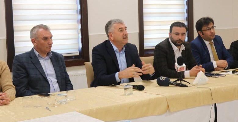 Ayantaş, Fuar Alanı İhale Tarihini Açıkladı