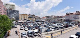 Ankara'da yeni otopark tarifesi