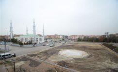 Pursaklar'a Selçuklu Meydanı