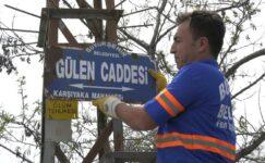 Başkent'te 'Gülen' İsimleri Tarih Oldu