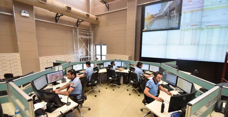 Türkiyedeki İlk Yangın İhbar Sistemi Başkentte