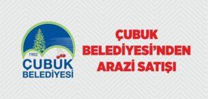 Çubuk Belediyesi'nden 9.7 milyon TL'ye satılık 30 arsa!