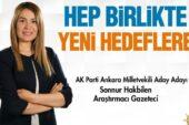 Ankara'ya Ankaralı Milletvekili Adayı