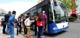 15 Temmuz'da Ankara'da Toplu Taşıma Araçları Ücretsiz