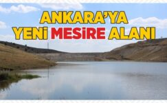 Ankara'ya Yeni Mesire Alanı